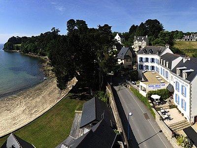 Logis Hotel Belle Vue, Cap Coz