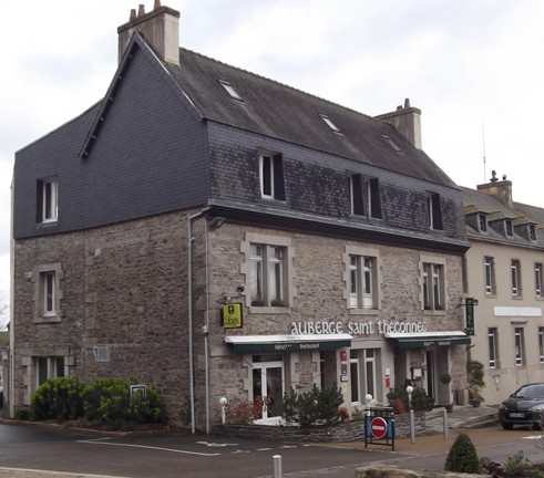 Auberge St Thegonnec. .